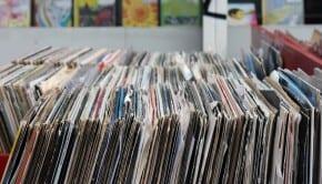 Bacs de disques