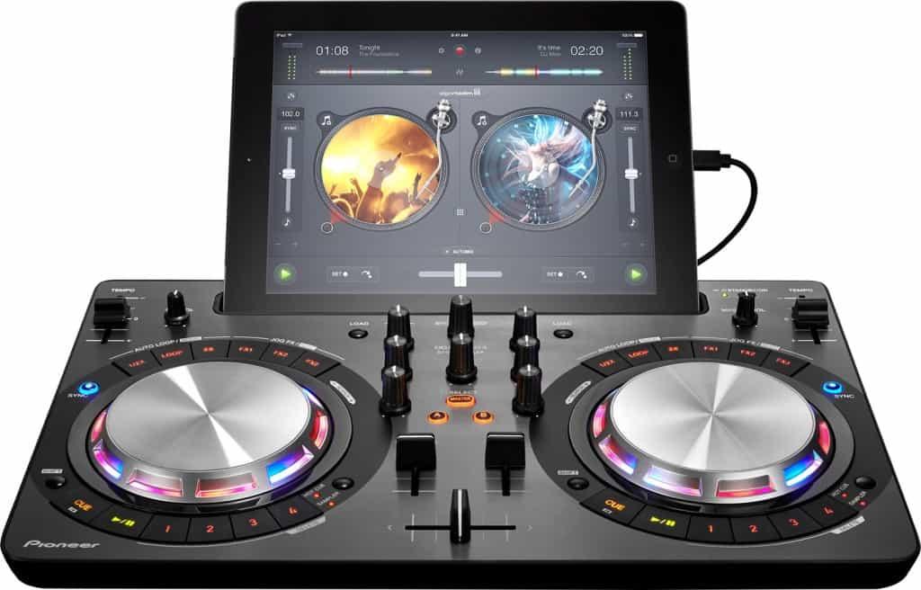 Test du contr leur dj pioneer ddj wego3 mixevolution - Table de mixage pioneer occasion ...