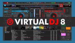 Virtual Dj 8 capture d'écran