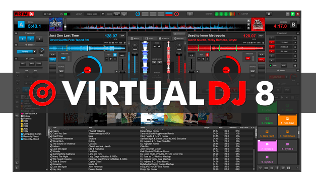 Virtual DJ 8 étend son support à Akai, Rane & Reloop