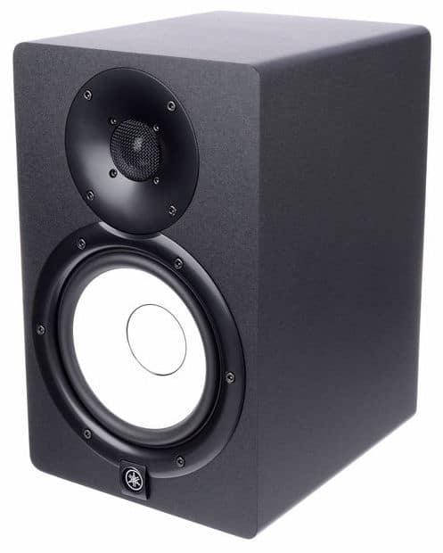 Test des enceintes studio amplifiées Yamaha HS7